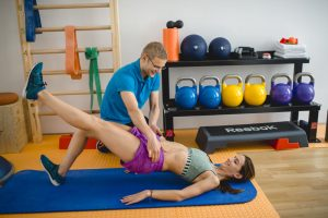 Jaap M. Switters, M.AppSc - Sportphysiotherapeut